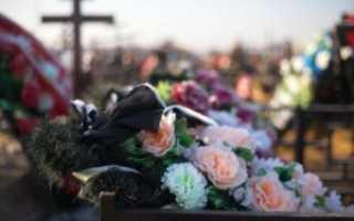 Все о похоронах и поминках