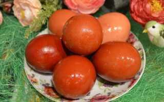 Пасхальное яйцо своими руками поделка