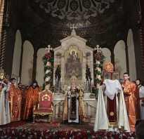 Армянская пасха в 2019 году какого числа