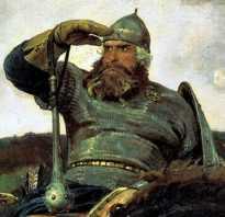 Какие русские народные сказки напоминают былины