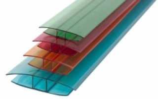 Характеристики сотового поликарбоната для теплиц