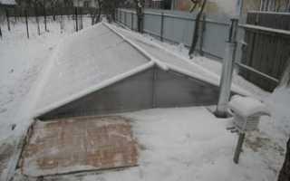 Особенности конструкции теплицы термоса