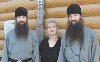 Кирилл и мефодий монахи